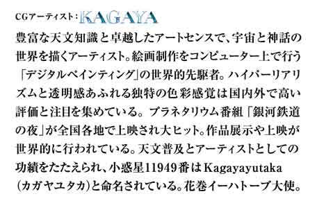 KAGAYAプロフィール
